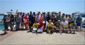 Trip to Red Sea in Hurghada