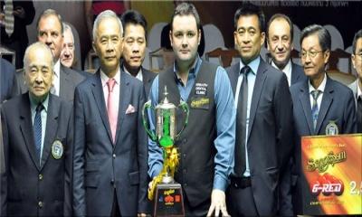 Maguire wins SangSom 6-red World Championship 2014