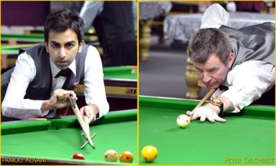 Advani, Gilchrist set to defend the World Billiards' titles