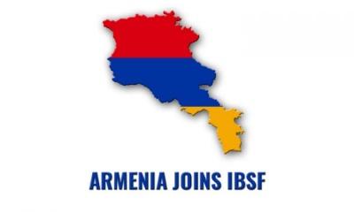 ARMENIA joins IBSF