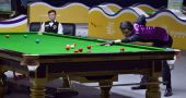 Top seed Guo Qiang He crosses big hurdle