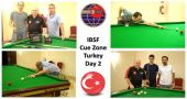 Day-2: Cue Zone at the 2019 IBSF World Snooker Championships