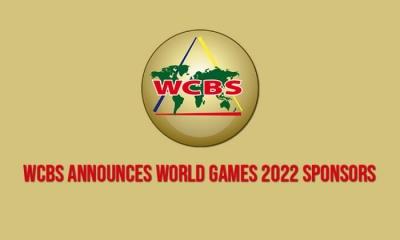 WCBS Announces World Games 2022 Sponsors