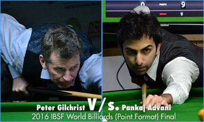 Gilchrist – Advani set stage for Point format final