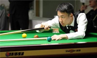 Xu Si - Alexander set stage for world under-21 boys final