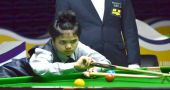 Siripaporn crashes out from the World Women U21 Snooker