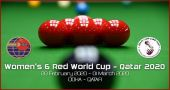 Women's 6 Red World Cup - Qatar 2020