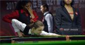 Diana Chernikova managed to qualify for knockout