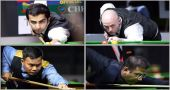 Advani Russell to meet in semis of World Billiards 150Up