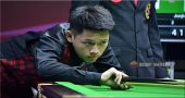 Junjie Bo secures medal by winning almost escapee match