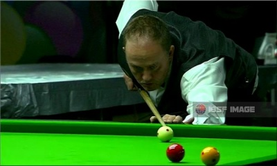 Russell outclassed Advani to enter Long Up final