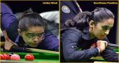 Indian girls, Ishika and Keerthana enters the medals round